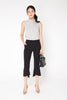 Highwaist Bell Pants - Black