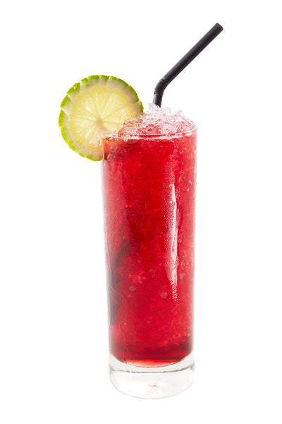 Roselle With Lime