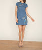 Denim Cheongsam