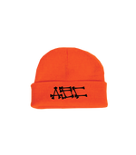 X-RAY BEANIE (ORANGE)