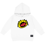 ALL A.B.C.  HOODY(WHITE)