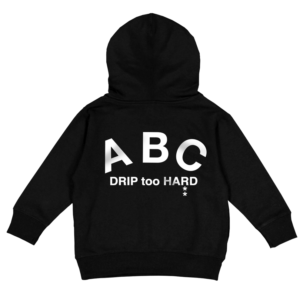 DRIP TOO HARD HOODY(BLACK)
