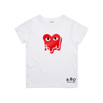 DRIP TOO HARD TEE (WHITE)