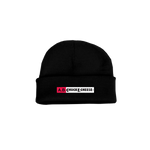 "CHUCK E CHEESE® ""BE A KID"" BEANIE (BLACK)"