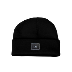 WORLD TOUR ALPHABETS BEANIE (BLACK)
