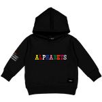 WORLD TOUR HOODY(BLACK)