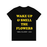 SMELL YA LATER TEE (BLACK)