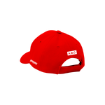 CHUCK E. CHEESE® LOGO HAT (RED)