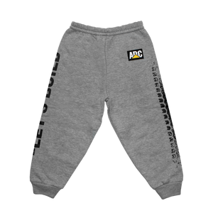 LET'S BUILD SWEATPANTS (GREY)