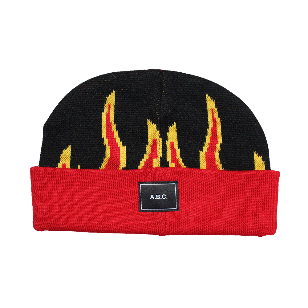 WORLD TOUR FLAME BEANIE
