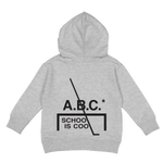 SCHOOL IS COOL HOODY (GREY)