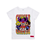 CHUCK E. CHEESE® HAPPY BIRTHDAY TEE (WHITE)