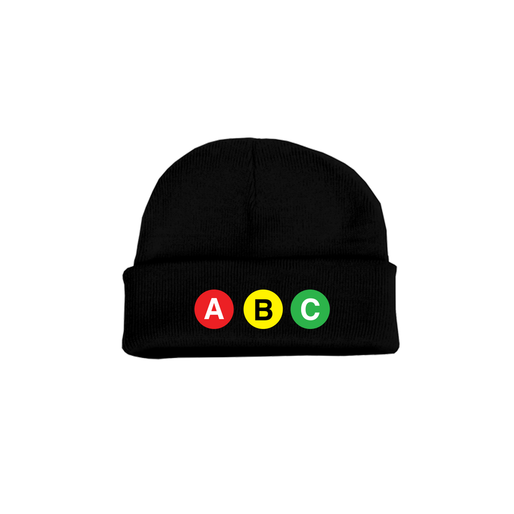 PLAY AREA BEANIE ( BLACK)