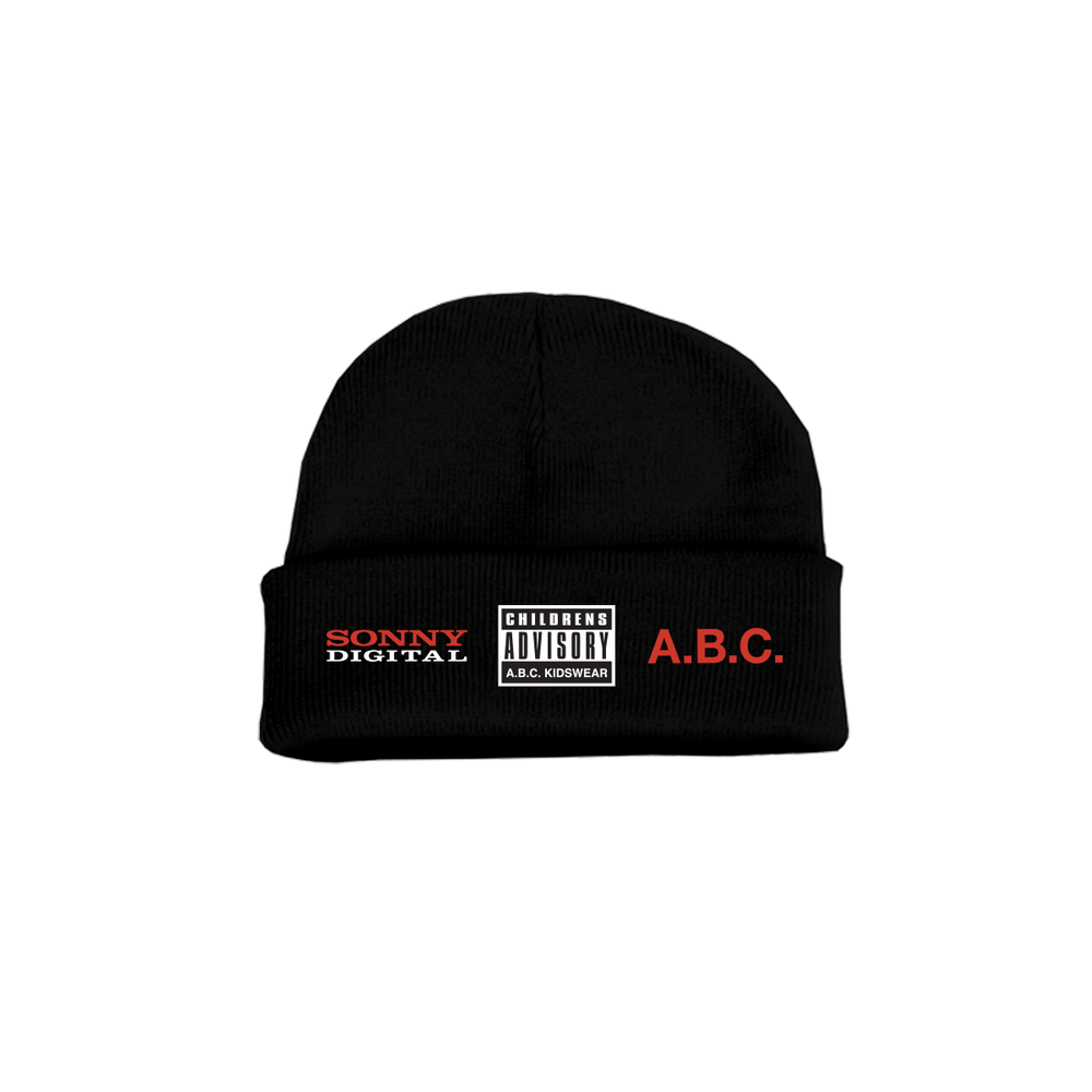 SONNY DIGITAL BEANIE (BLACK)