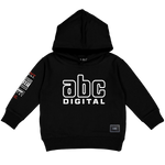 SONNY DIGITAL HOODY(BLACK)