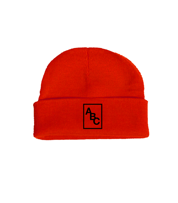 QUIET STORM BEANIE (RED)