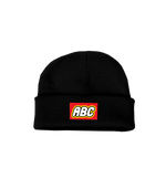THE BLOCK IS HOT BEANIE (BLACK)