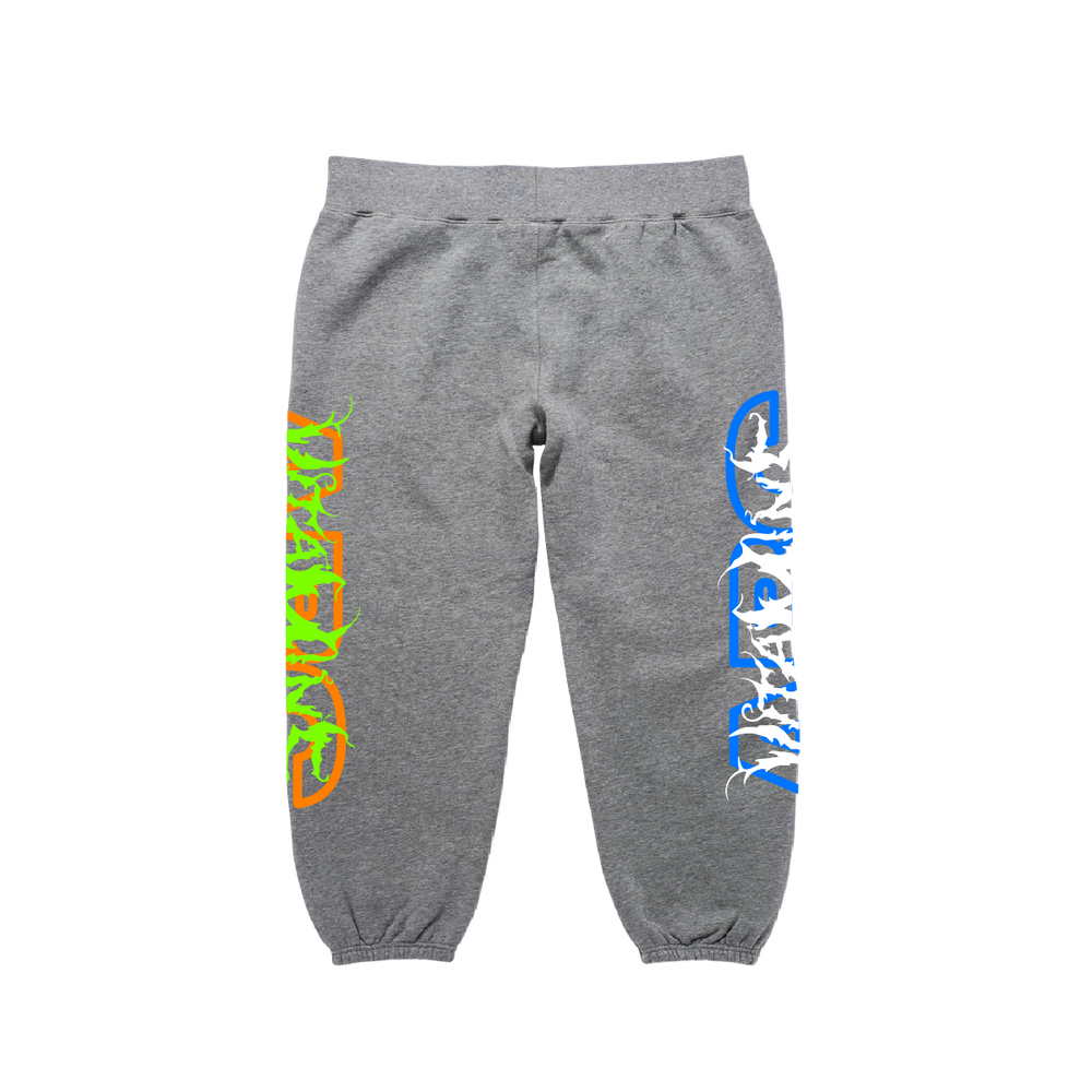 VITAMINS 2.0 SWEAT PANTS (GREY)