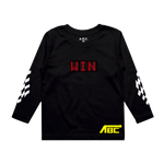 WIN LONG SLEEVE (BLACK)