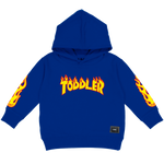 TODDLER 2.0  HOODIE (ROYAL BLUE)
