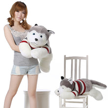 "Big Husky Dog Plush Toy (28"" / 70cm)"
