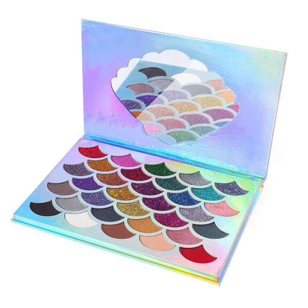 Glitter Eyeshadow Makeup Palette [32 Color]