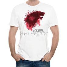 Game of Thrones The North Remembers Blood Wolf T Shirt