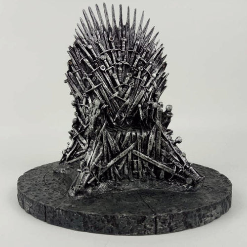 The Iron Throne Game Of Thrones Figure
