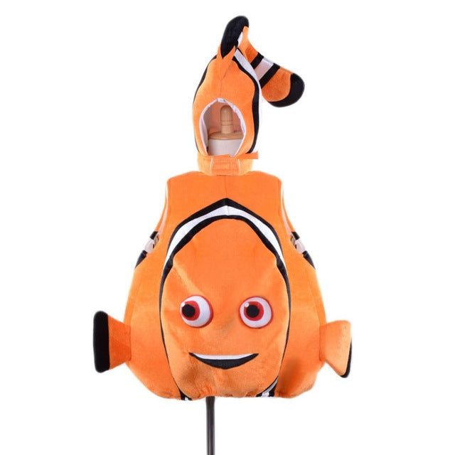 Clown Fish Costume for Children