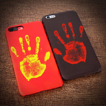 Thermal Sensor Cases For iPhone