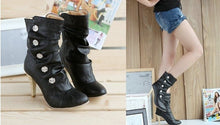 Sexy High Heel Platform Women Fashion Boots
