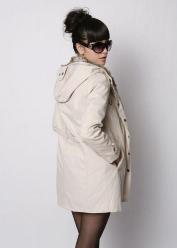 Women Winter Coat Lady Outerwear Jacket Size S--XL