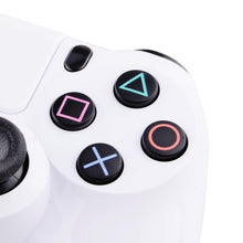 USB Wired Gaming Controller with Analog Sticks for PC / Laptop / PlayStation 4 - White0502-3