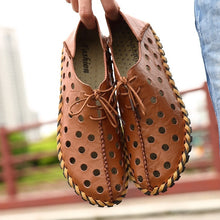 New Fashion Mens Sandals Breathable Leather Shoes