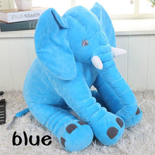 Fashion Elephant Plush Toys  Doll Stuffed Plush Pillow Home Decor for Children Gifts