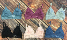 Lani Lace Bralette: Multiple Colors