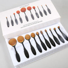 Professional Cosmetic 10 Pieces Makeup Brushes