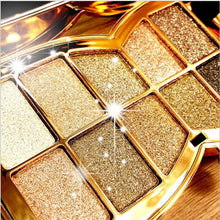 10 Color Makeup Diamond Bright Palette Eye Shadow
