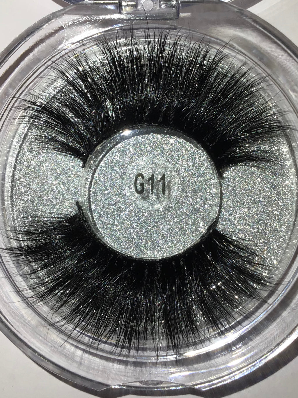 25 MM Sexy Handmade Mink Lashes #G11