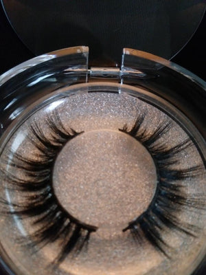 Handmade 25MM Eyelashes False 3D Mink Lashes TB#11