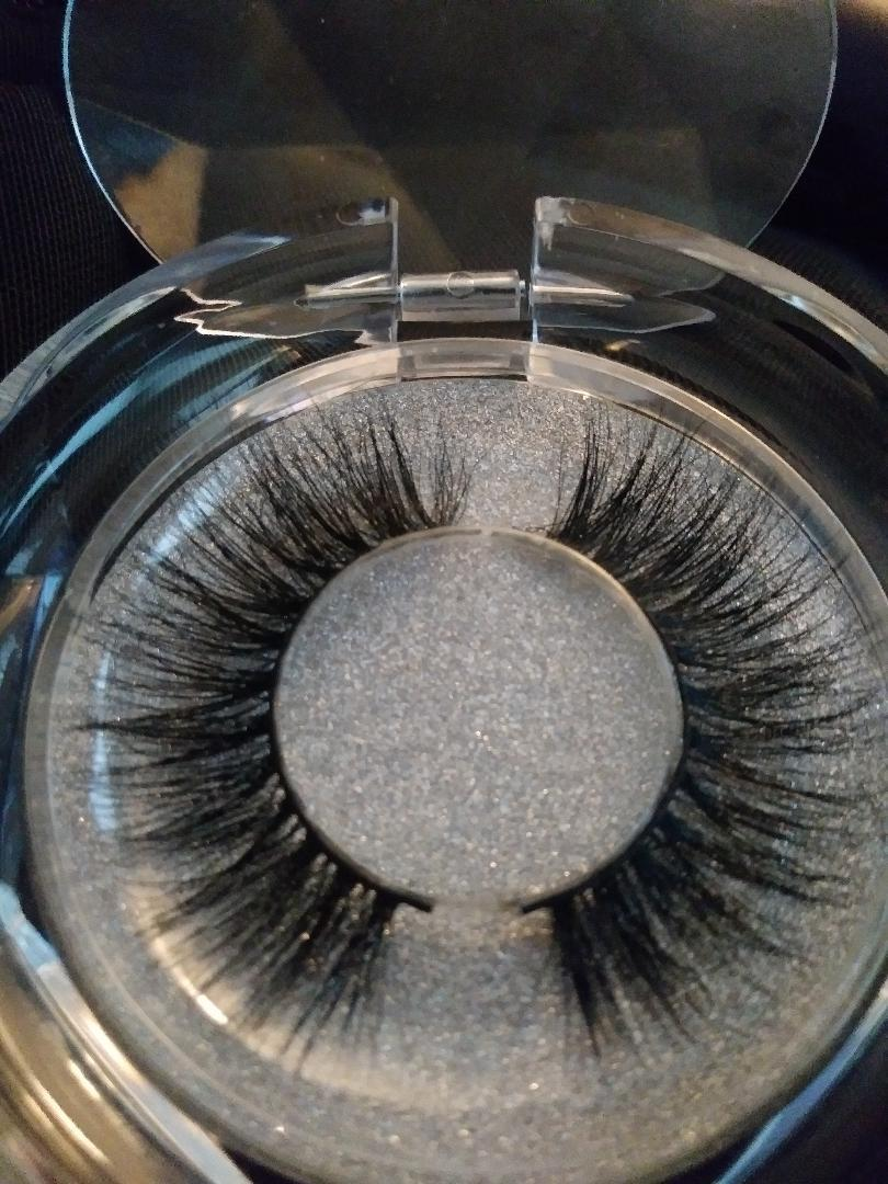 3D Real Mink Lashes Beautiful Handmade Eyelashes #TB8