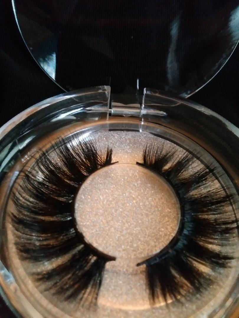 TBOO 3D Mink Lashes Handmade 25MM #TB9