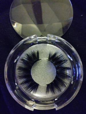 T-BOO 3D Mink 25MM Lashes, Handmade Eyelashes, TB#6