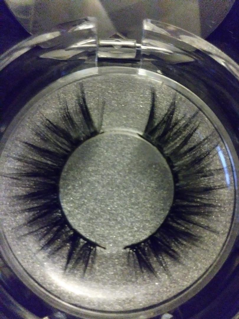 Sexy Long 3D Mink 25MM Handmade Fluffy 3D Mink Lashes #TB1