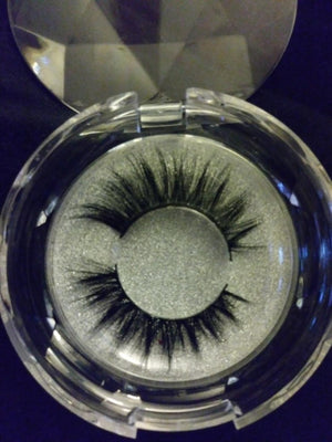 T-BOO Exclusive Collection Handmade 3D 25mm Mink Lashes #TB4