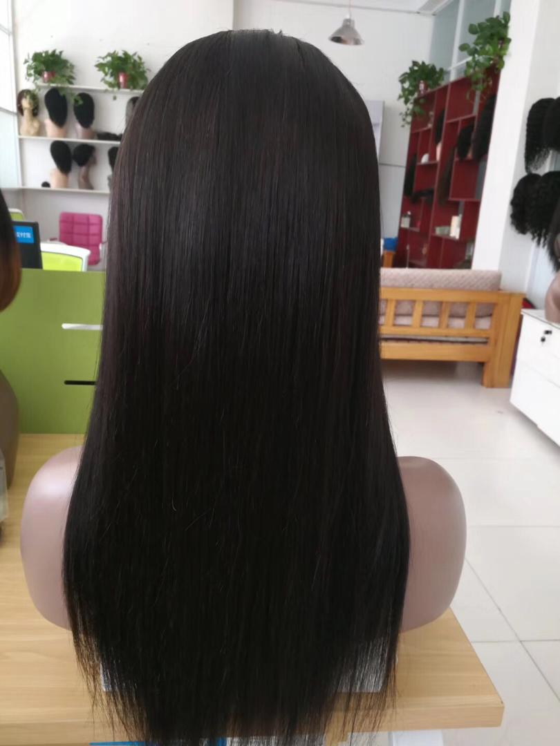 360 Lace Wig Straight Lace Frontal Wig Pre Plucked With Baby Hair Remy Brazilian Wig Lace Front Human Hair Wigs