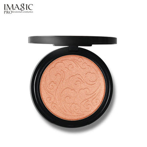 Women Fashion  Bronzer powder IMAGIC Highlighter Powder  makeup professional brightening facial contour 1pcs