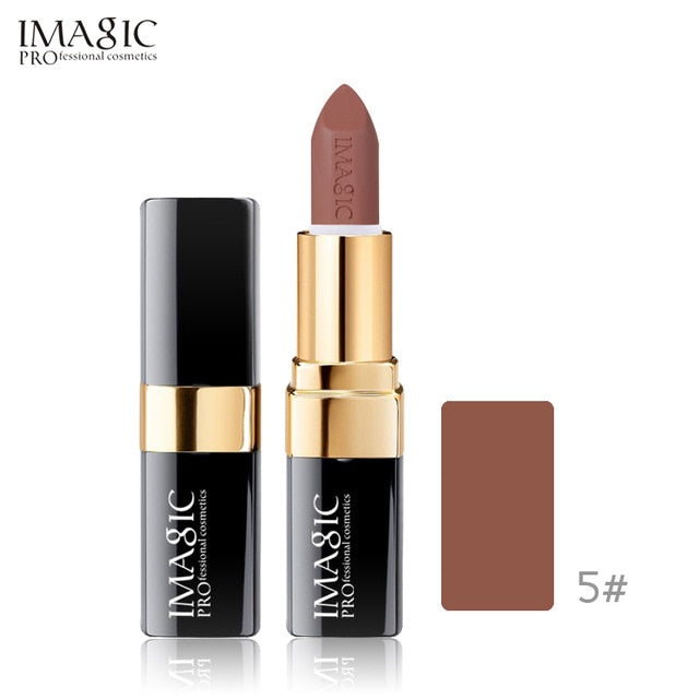 Long Lasting Lipstick Moisturizer Lips Smooth Lipstick Charming Lip Lipstick Cosmetic Beauty Makeup 12 Colors