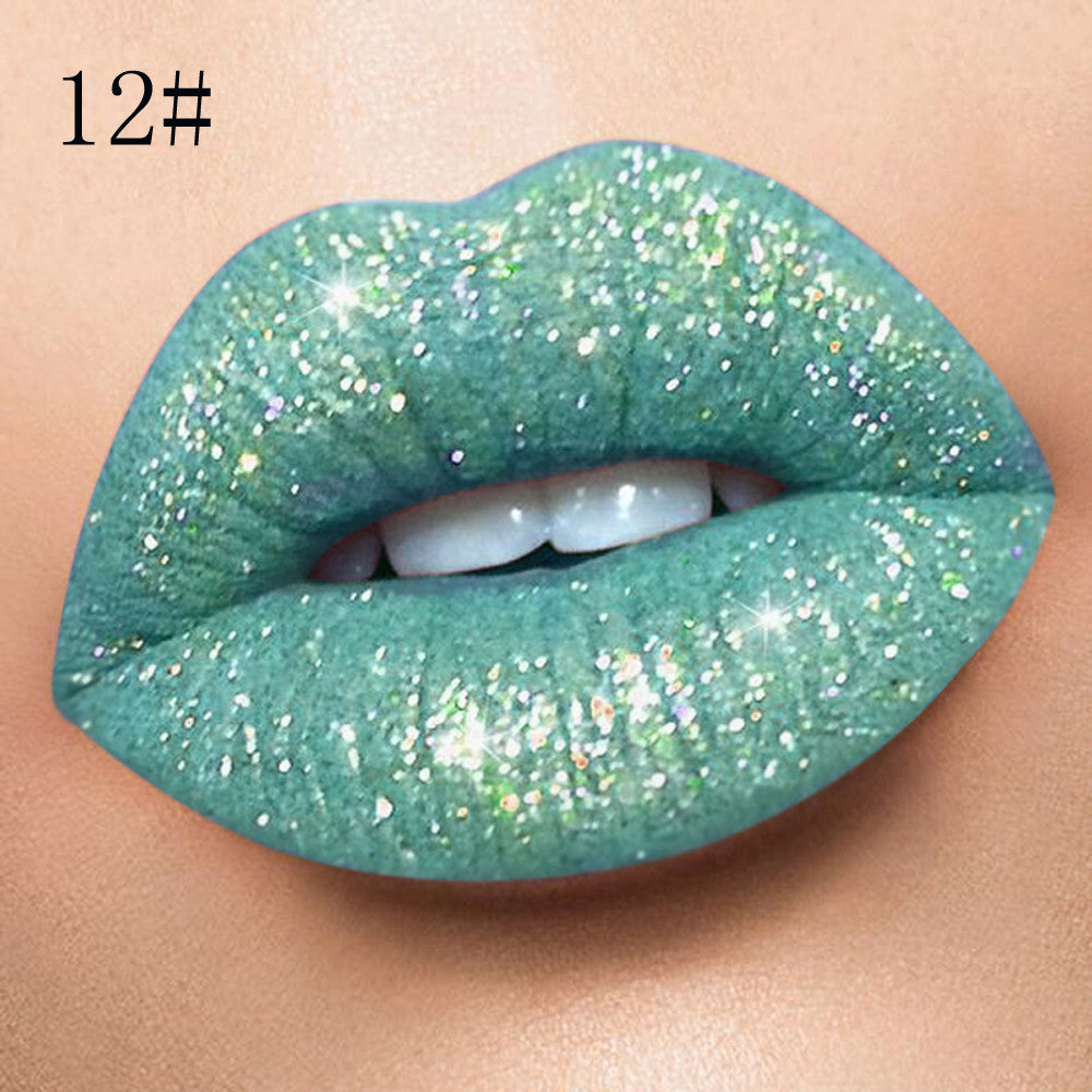 Waterproof Long Lasting Liquid Velvet Matte Lipstick Makeup Lip Gloss Lip