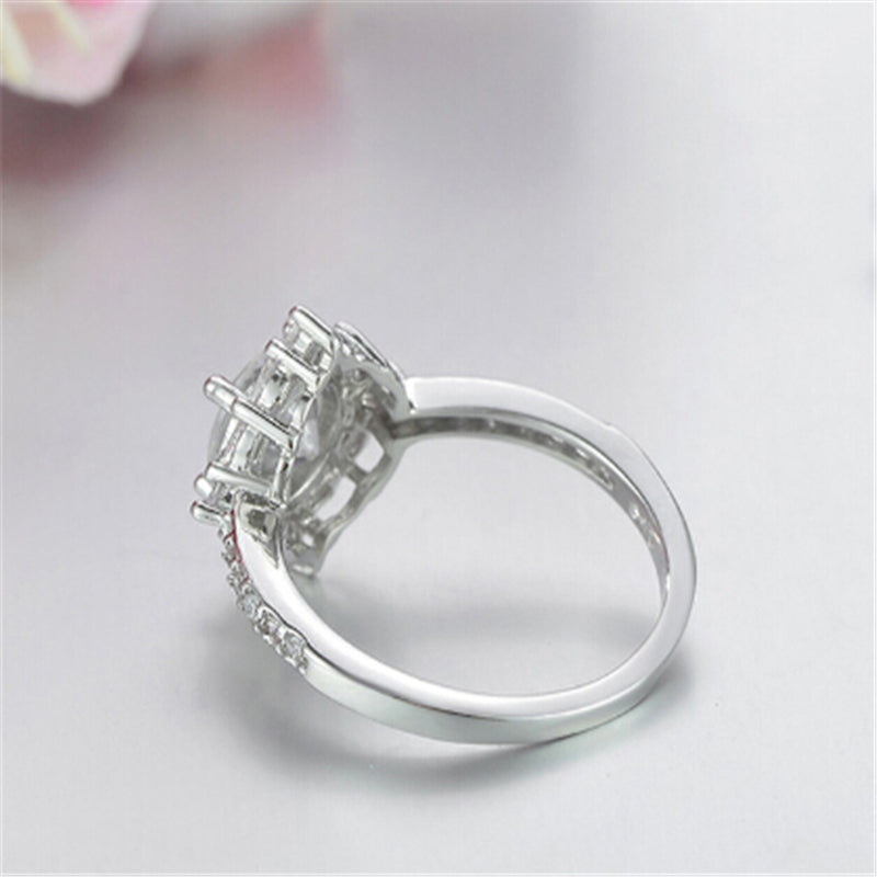 Limited edition Wedding ring Special moment Top quality Silver Ring Engagement